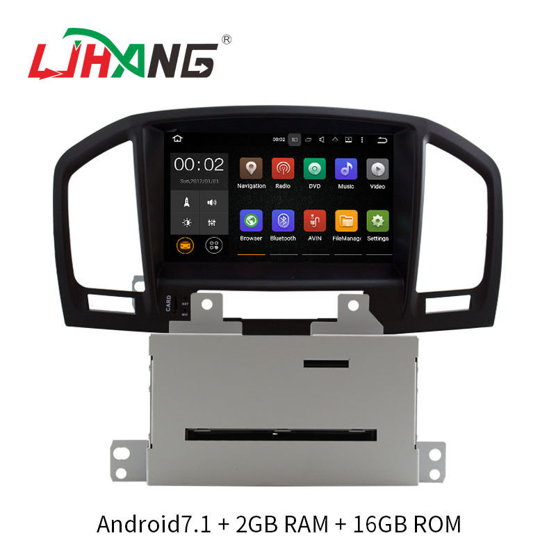 Android 7.1 Opel Car Radio DVD Player Insignia With Multimedia Radio